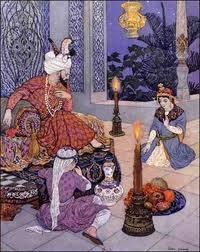 Haroun Rachid le Sultan (1re partie) dans L'Algérie des contes et légendes haroun-rachid-le-sultan